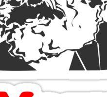 Marx was right #3 Sticker