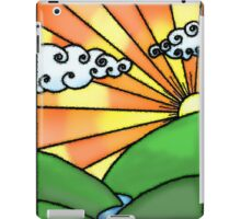 Valley Sun iPad Case/Skin