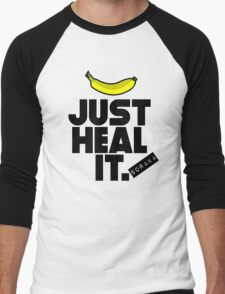 Just heal it Men's Baseball ¾ T-Shirt
