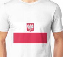 Poland Flag  Unisex T-Shirt