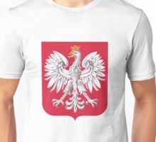 Poland Coat of Arms  Unisex T-Shirt