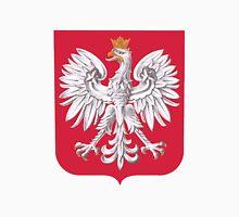 Poland Coat of Arms  Unisex T-Shirt