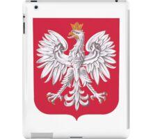 Poland Coat of Arms  iPad Case/Skin