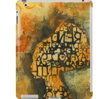 Thought FULL-WIP iPad Case/Skin