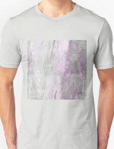 Purple Haze Abstract Unisex T-Shirt