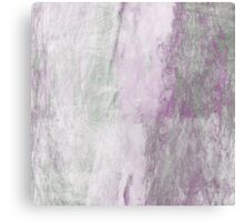 Purple Haze Abstract Canvas Print