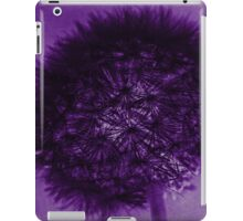 Dandelion in Goth iPad Case/Skin