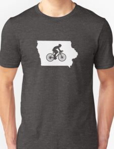 Iowa Bike IA  T-Shirt