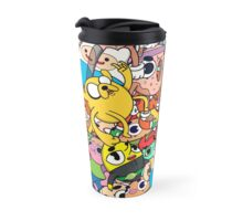 monster buddies Travel Mug