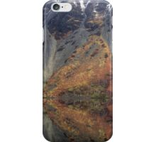 Wastwater Screes iPhone Case/Skin