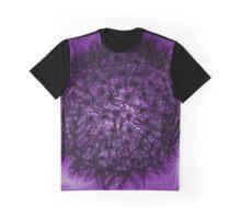Goth Dandelion Graphic T-Shirt