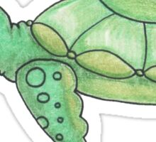 Sea Turtle Friend Sticker