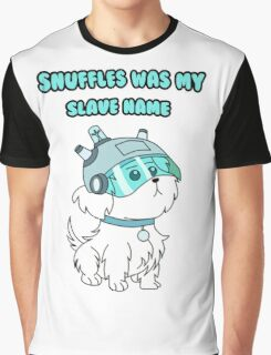 Rick and Morty - Snuffles T-shirt Graphic T-Shirt