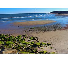 Long Island Sound - Bailie Beach Park | Mattituck, New York Photographic Print