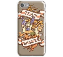 Team Spacies iPhone Case/Skin