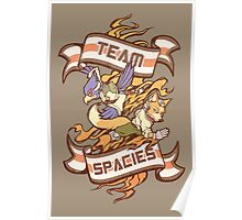 Team Spacies Poster
