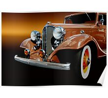 1933 Buick Coupe Poster