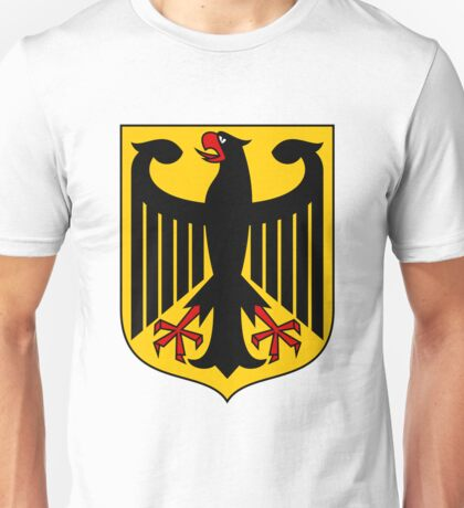 Germany Coat of Arms  Unisex T-Shirt