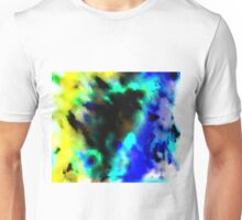 Clouded Judgement Abstract Unisex T-Shirt