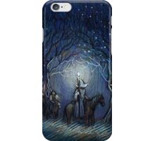 The Hobbit's journey iPhone Case/Skin