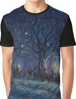 The Hobbit's journey Graphic T-Shirt