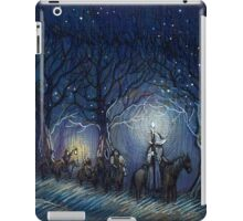 The Hobbit's journey iPad Case/Skin