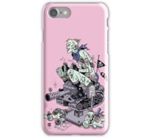Tank Rides 25 Cent iPhone Case/Skin