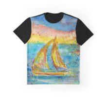 Sail Away.... Graphic T-Shirt