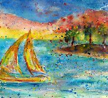 Sail Away.... by Robin Monroe