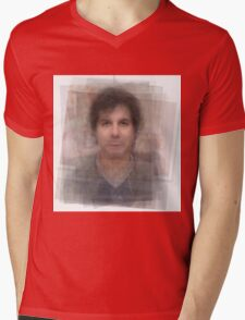 Skenny Ritz Mens V-Neck T-Shirt