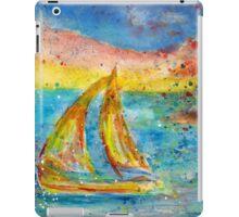 Sail Away.... iPad Case/Skin