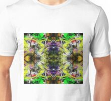 Symmetry Of Colour Abstract Unisex T-Shirt