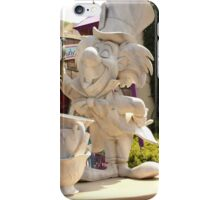 Hatters Drink Tea iPhone Case/Skin