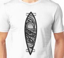 Longboard T Shirt Unisex T-Shirt