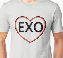 EXO Heart Unisex T-Shirt