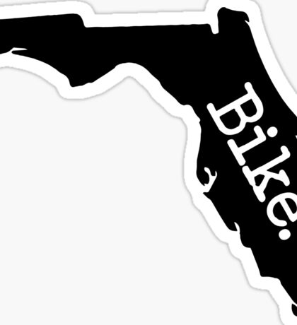 Florida Bike FL Sticker