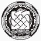 Celtic Mandala T shirt by Fangpunk