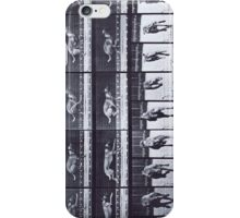 Muybridge - Photographic Study of Dogs in Motion iPhone Case/Skin