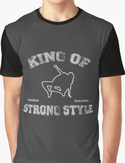 Shinsuke Nakamura King of Strong Style Graphic T-Shirt