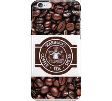Vintage Starbucks iPhone Case/Skin