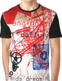 Englands Dreaming Graphic T-Shirt