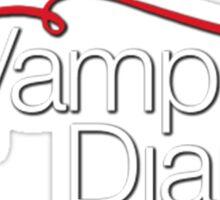 The Vampire Diaries Sticker