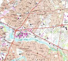 USGS TOPO Map New Jersey NJ Camden 254237 1967 24000 Sticker