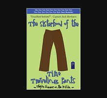 Sisterhood of the Time Traveling Pants Womens Fitted T-Shirt