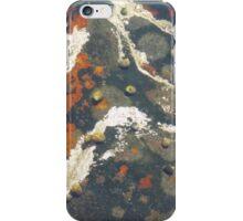 Tidal Periwinkles iPhone Case/Skin