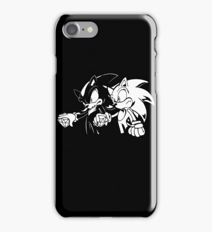 Fast Fiction iPhone Case/Skin