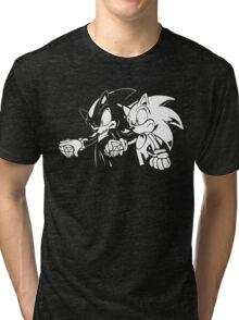 Fast Fiction Tri-blend T-Shirt