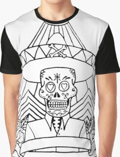 Day of the Dead T Shirt Graphic T-Shirt