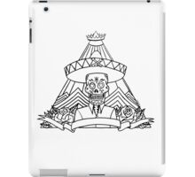 Day of the Dead T Shirt iPad Case/Skin
