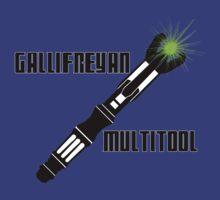 Dr Who - Gallifreyan MultiTool by appfoto